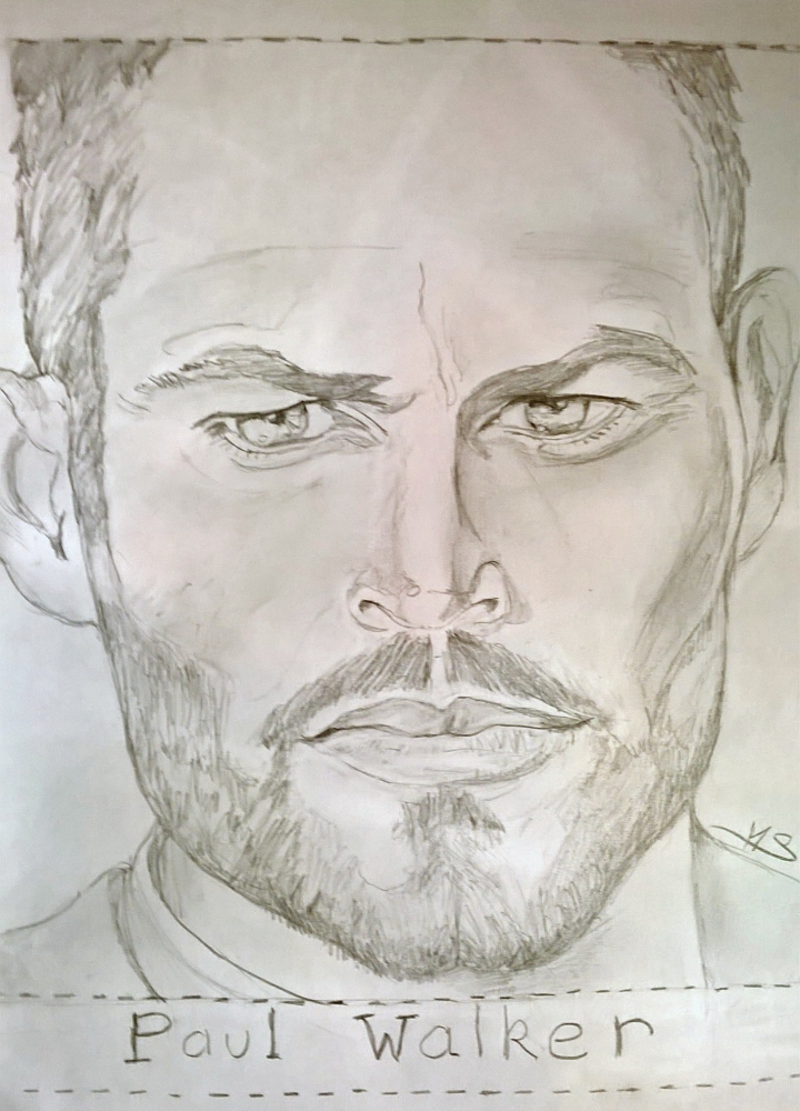 Paul Walker by noisette